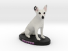 Custom Dog Figurine - Skipper 3d printed