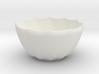 0200 Pieces of Porcelain (d=10cm,h=5cm) #002 3d printed