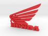 Honda Keychain Pendant  3d printed
