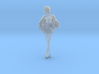Skirt Girl-002 scale 1/24 3d printed