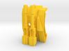 TriGlav - Add on kit for Customatron Landformer 3d printed