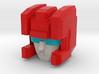 TriGlav - Head 3d printed