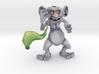 Green Troll 3d printed