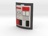 Comm pad - ST2 3d printed