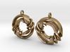Fantasy-02-Earrings 3d printed