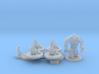 Cheese Golem, Ladybug, 4 Slugs, Doodlebug 3d printed