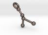 Cancer Star Constellation Keychain Keyring 3d printed