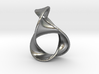 Figure 8 Knot Earring 3d printed