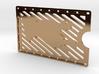 Card Wallet - Dog 3d printed