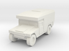 1/200 12mm scale US Army M997 Humvee HMMWV Hummer 3d printed
