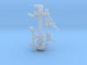 1/64 8ft 2-Pt Hitch Vertical Pto Pit Pump 3d printed