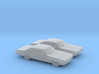 1/160 2X 1971 Chrysler New Yorker 3d printed