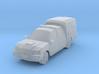 NSW Police Vehicle(N/1:160 Scale) 3d printed