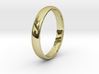 Ring Size 7 1I2 smooth 3d printed