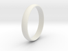 Ring Size 10 smooth 3d printed