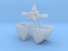 Baggergreiffer Mit Innenliegener Hydrauklik 3d printed