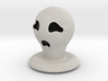 Halloween Character Hollowed Figurine: CryGhosty 3d printed