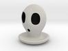 Halloween Character Hollowed Figurine: SurprisedGh 3d printed
