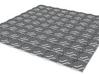 Designer Tile 3d printed