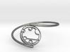 Caitlyn / Kaitlyn - Bracelet Thin Spiral 3d printed