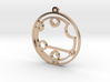 Caitlyn / Kaitlyn - Necklace 3d printed