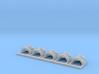 Apoth Insignias - Standard Shoulder x5 3d printed