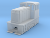N Scale GE 25 Tonner (Non-Powered) 3d printed
