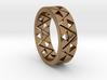 Triforce Ring Size 9 3d printed