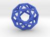 Icosi Dodecahedron(Leonardo-style model) 3d printed