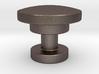 Circular Cross Urn Cap 3d printed