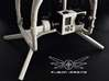 2.0 inch DJI Phantom 2 Gimbal Guard / Leg Extender 3d printed 2.0 inch DJI Phantom 2 Gimbal Guard / Leg Extender (Zenmuse Travel Lock and Mounting Sleeve sold separately)