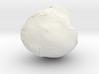 "Geoid - 2"" diameter hollow earth gravity model 3d printed"