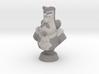 Michiel de Ruyter comic character bust 3d printed
