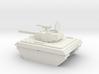 Voxel battle tank 3d printed