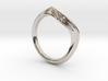 Pride Ring, Side 2 3d printed