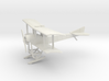 Sikorsky S-16 with skis [resting position] 3d printed 1:144 Sikorsky S-16 in WSF