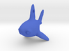 Samuel the shark pendant V2 3d printed