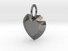 Pendant Heart Be Still True 01- MCDStudios 3d printed